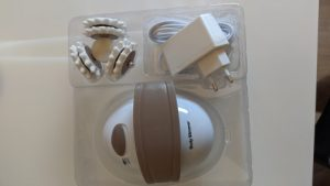 Anti-cellulite massager photo review